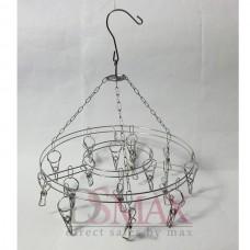 Вертушка круглая металлическая WCS 06