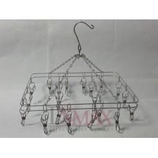 Вертушка квадратная металлическая WCS 05