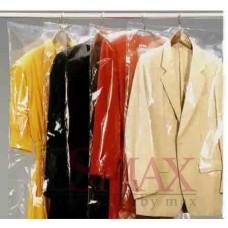 Чехлы для одежды 10 микрон 650х1500 мм