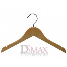 Деревянный тремпель для детской одежды TD 04-А