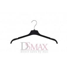 Вешалка - платья, футболки, версия с выемками сверху
