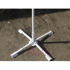 Крестовина для торгового зонта