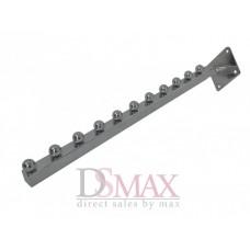 Кронштейн (флейта) квадратный для крепления к стене FS 19