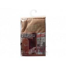 Чехол для одежды Viland 150х60х10см цвет бордовый