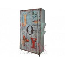 Тканевый шкаф-гардероб на 5 полочки Joy