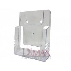 Акриловая буклетница, евро-флаер формат А-4 Код: 03-10-02