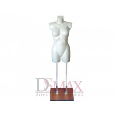 Манекен женский костюмный размер 46 MNM 03 цвет белый