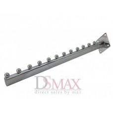 Кронштейн (флейта) овальный для крепления к стене FS 30