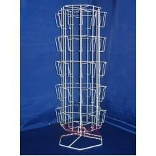 Вертушка (барабан) настольная открыточная VB 12