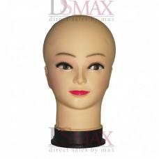 Манекен голова женская MG 02