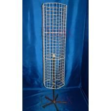 Вертушка (барабан) шестигранная напольная VB 18