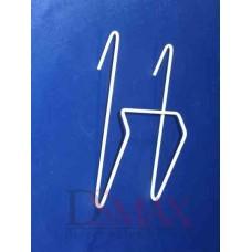 Крючок (карман) под открытки RKW 07