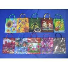 Пакеты №1 с цветами детские